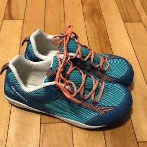 Girls Merrell 'Barefoot' Sneakers